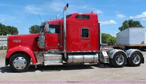 paper truck kenworth 1998 kenworth w900 semi truck item j1147 sold july 22 t