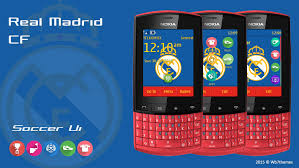 themes for nokia c2 touch and type real madrid theme asha 303 202 203 300 nokia x3 02 c3 01 c2 02 c2 03