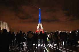 French Flag Eiffel Tower Travel Industry Is At Risk After Paris Terror Attacks Fortune