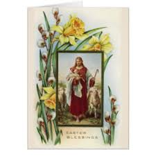 Christian Easter Decorations Uk by Easter Cards U0026 Invitations Zazzle Co Uk