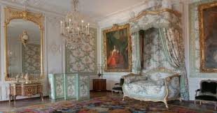 chambre louis xvi noblesse royalties restoring apartments in versailles