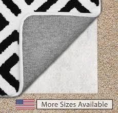 5 X 8 Rug Pad Amazon Com Gorilla Grip 5x8 Feet Non Slip Area Rug Pad For Carpet