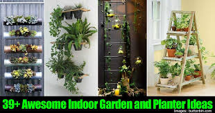 Indoor Gardening Ideas 39 Awesome Indoor Garden And Planter Ideas