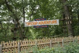 bronx zoo treetop adventure