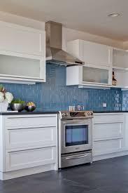 glass kitchen tiles for backsplash kitchen kitchen backsplash blue subway tile glass kitchen