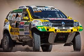 duster renault 2016 renault aims for top 10 finish in dakar 2016 autoevolution