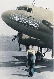 Long Beach California Map Douglas Aircraft Company Plant In Long Beach Ca Long Beach Ca