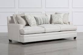 average height of couch seat leslie sofa living spaces