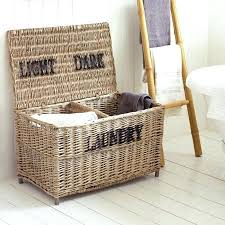 Bathroom Cabinet With Built In Laundry Hamper Argos Bathroom Laundry Baskets Small Bathroom Laundry Baskets