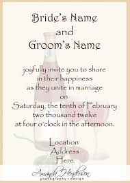 Reception Cards Wording Wording For Wedding Invitation Wording For Wedding Invitation For