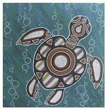 if i ever were to get a tattoo a turtle australian aboriginal