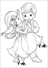 precious moments coloring pages wedding coloringstar