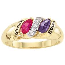 2 mothers ring songs of mothers rings 2 14k yellow gold songs of