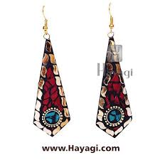 dangler earrings danglers online shopping drop earrings earrings online hayagi