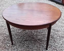 this is a ravishingly round g plan fresco extending dining table