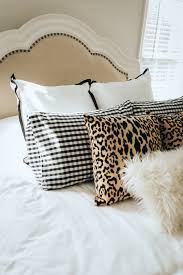 girls teal bedding leopard pillow shams teen girls black teal bedding comforter