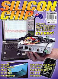chip magazine magazines silicon chip 2008