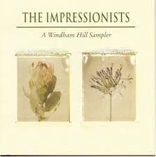 various artists the impressionists a windham hill sler