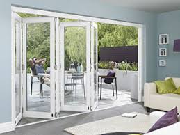Oak Patio Doors by Exterior Folding Sliding Doors