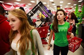 target early bird black friday stores hope last minute christmas shoppers revive holiday sales