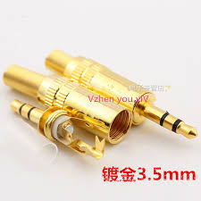 aliexpress buy hot gold plated 5mm 3 5mm tungsten online shop 10pcs hot sell direct 3 5mm audio welding phone