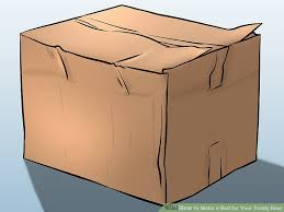 How To Make Your Bed How To Make A Bed For Your Teddy Bear 10 Steps With Pictures