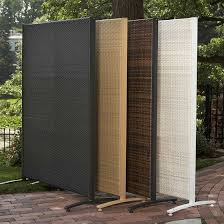 Privacy Screen Ideas For Patios Add Privacy Outdoors With Easy Up Screens Curtains U0026 More