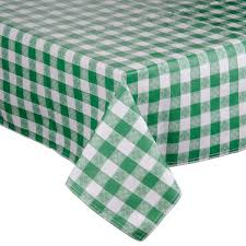 green table cover roll checkered vinyl 25 yard roll table cover with flannel back