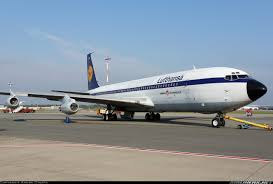 bureau lufthansa boeing 707 430 lufthansa aviation photo 2217785 airliners