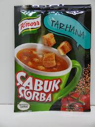 x cuisine knorr cup tarhana soup tarhana cabuk corba pack of 24 x 19 gr 67