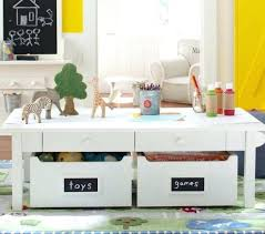Craft Desk With Storage Long Craft Table Good Idea For Kids Craft Table Mount A Long
