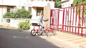porsche bicycle car pedal bike car youtube