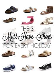 Kids Comfortable Shoes The 3 Must Have Shoes For Every Holiday Escape With Kids