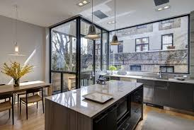 townhouse interior in new york