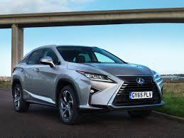 lexus rx blue lexus rx 450h premier mygreenpod sustainable u0026 ethical news
