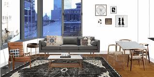 3d Interior Design Living Room Online Interior Design U0026 Decorating Services Havenly