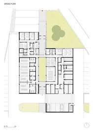 administration office floor plan administration office case study floor plans google search