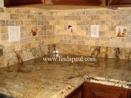tile accents for kitchen backsplash 4x4 travertine backsplash ideas kitchen backsplash ideas on a