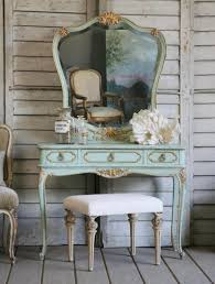 Shabby Chic Mirrors For Sale by French Bohemian Decor French Vanity Vintage French Country