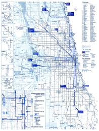 Judgemental Maps Chicago by Chicago Blue Line Map Train Mapsofnet Metro Blue Line Cta Floats