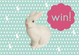 bunny lamp giveaway room to bloom
