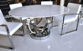 Round White Pedestal Dining Table White Round Modern Dining Table U2013 Ufc200live Co