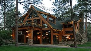 Timber Frame Cottage by Texas Timber Frame Wood Exterior Make Mine Rustic Pinterest