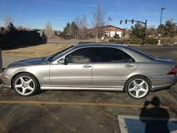 mercedes s500 2003 sell used 2003 mercedes s500 4 matic excellent condition clean