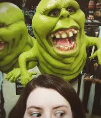 spirit halloween sacramento this slimer makeup tutorial is your new favorite thing horror