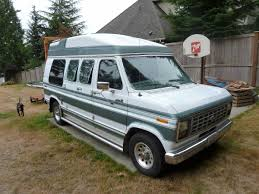 econoline ford camper van for sale class b rv classifieds
