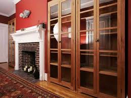Narrow Mahogany Bookcase by Furniture Mahogany Bookcase With Glass Doors Bookshelf Features