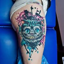 174 best alice tattoos images on pinterest cheshire cat tattoo