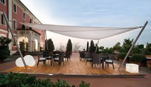 Sail Canopy For Patio Sail Awnings For Patio By Corradi Patios Decking And Gardens