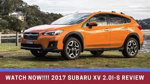 subaru xv malaysia 2017 2017 subaru xv 2 0i s review youtube
